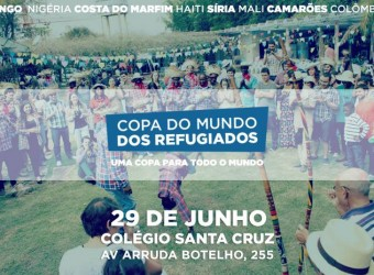 copa do mundo refugiados